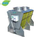 Adiabatický chladič eco-Air s FLEX SPRAY systémem