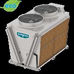 Adiabatický chladič eco-Air s PAD systémem