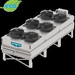 Vzduchem chlazené kondenzátory řady F