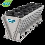 Vzduchem chlazené kondenzátory řady V